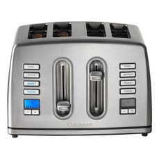 Cuisinart 4 Slice Digital Toaster Brushed S/S