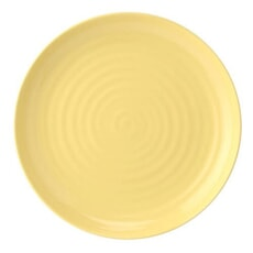 Sophie Conran For Portmeirion Colour Pop - Coupe Dinner Plate Sunshine