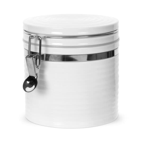 Portmeirion Sophie Conran White Lidded Storage Jar