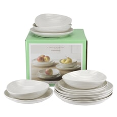 Sophie Conran For Portmeirion - 12 Piece Coupe Box Set White