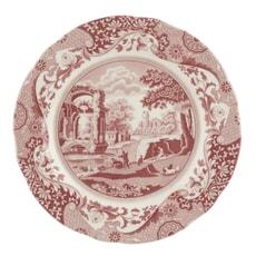 Spode Cranberry Italian - Dinner Plate