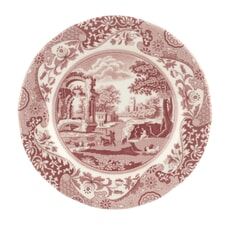 Spode Cranberry Italian - Dessert/Salad Plate