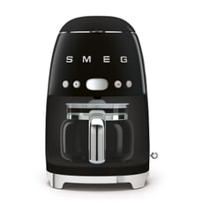Smeg Drip Filter Coffee Machine Black