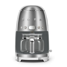 Smeg Drip Filter Coffee Machine Stainless Steel