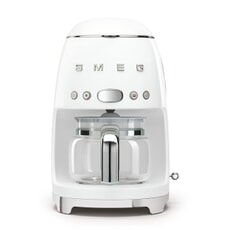 Smeg Drip Filter Coffee Machine White