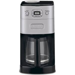 Cuisinart Grind And Brew Auto 12 Cup Glass Carafe