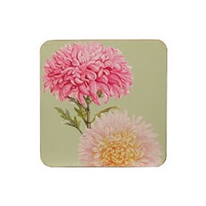 Dorothy B Martin Square Coasters Set Of 4