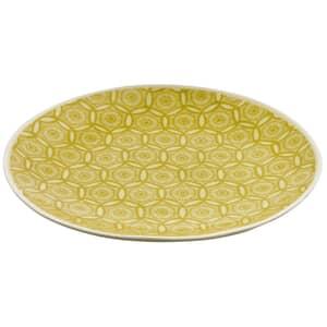 Murmur Stoneware Salad/Dessert Plate Chartreuse