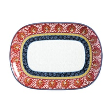 Maxwell and Williams Boho 45 x 33cm Oblong Platter