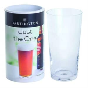 Dartington Just The One Beer Glass