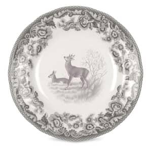 Spode Delamere Rural Tea Plate Deer