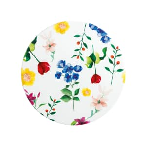 Maxwell and Williams Teas and Cs Contessa Round Trivet White