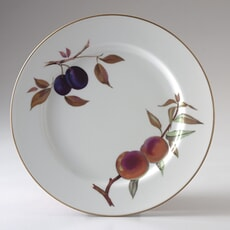 Royal Worcester Evesham Gold Dinner Plate 27cm