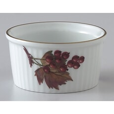 Royal Worcester Evesham Gold Ramekins Set Of 4