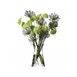 LSA Glassware - Flower Mixed Bouquet Vase