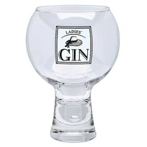 Durobor Alternato Raising Spirits Ladies Gin Glass 54cl