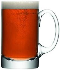 LSA Glassware - Bar Beer Straight Tankard