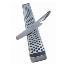 Global S/S Magnetic Knife Rack 80cm