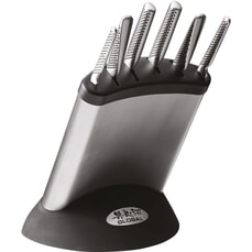 Global 7 Piece Knife Block Set (G-636/7B)