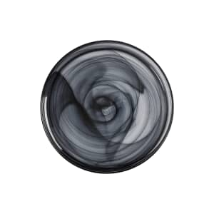 Maxwell and Williams Marblesque Plate 39cm Black