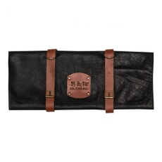 Global Deluxe Leather Knife Case - 10 Knives
