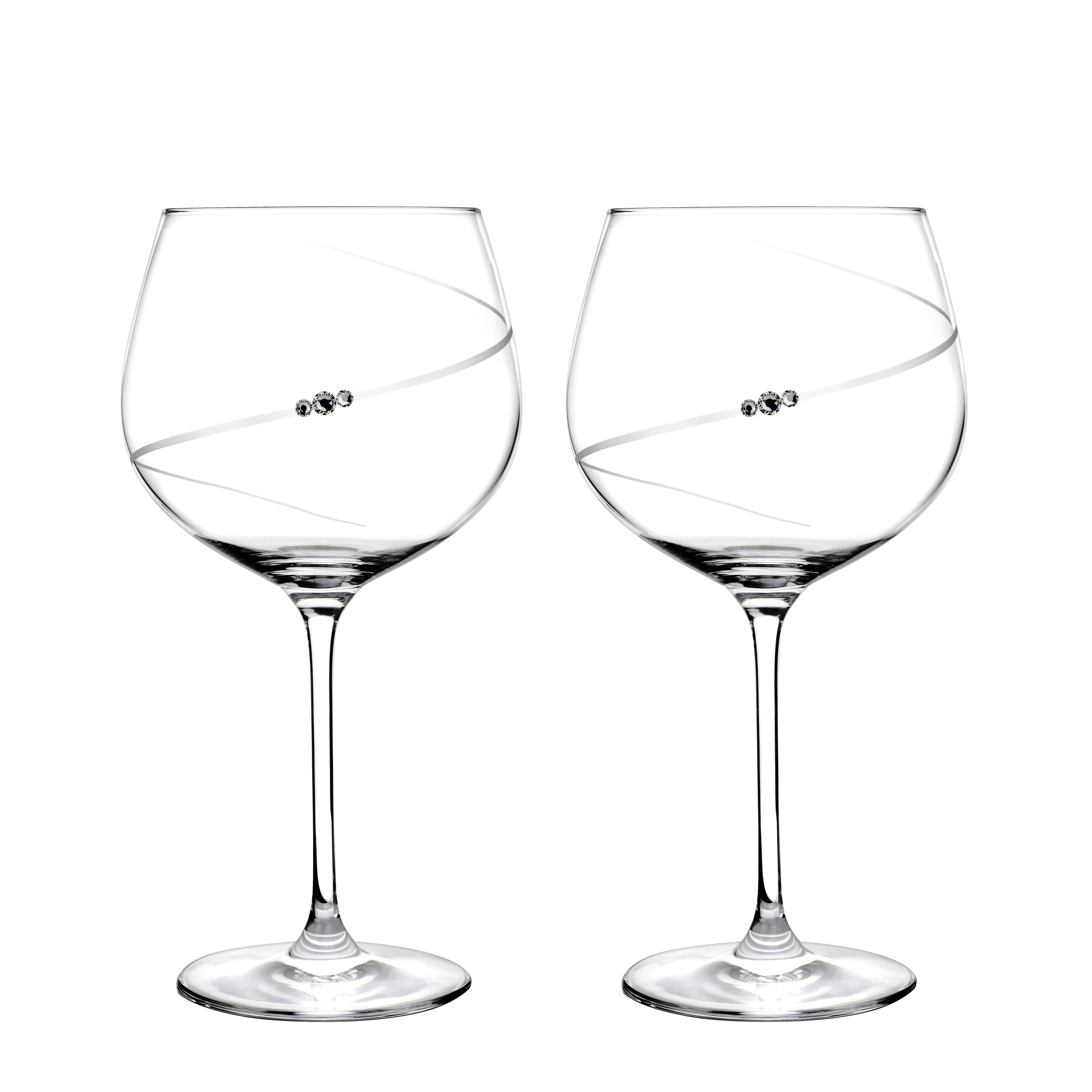 Portmeirion Set of 2 Champagne Glasses