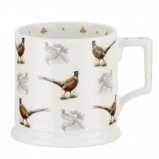Spode Glen Lodge Tankard Pheasant