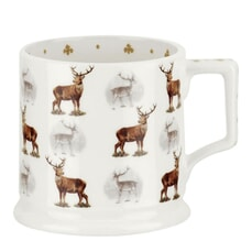 Spode Glen Lodge Tankard Stag