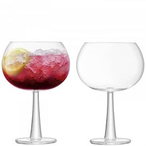 LSA Glassware - Gin Grand Balloon Glasses Set Of 2