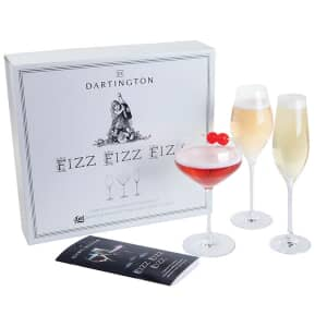 Dartington Fizz Fizz Fizz Gift Set
