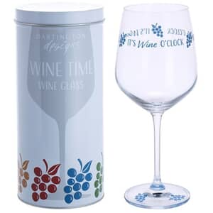 Dartington Wine Time - Its Wine OClock