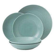 Royal Doulton Gordon Ramsay Maze Teal 12 Piece Set