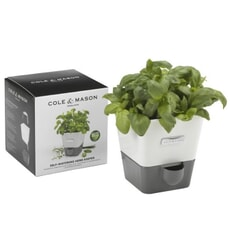 Cole and Mason Self-Watering Herb Keeper Single