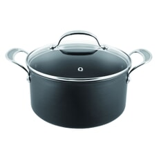 Tefal Jamie Oliver Hard Anodised Induction 24cm Stewpot