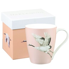 Churchill China Harlequin Aspen Palmetto Blush Mug