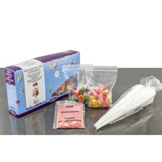 Smart Old Fashioned Sugar Free Hard Candy and Cotton Candy Kit