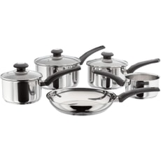 Judge Essentials 5 Piece Saucepan Set