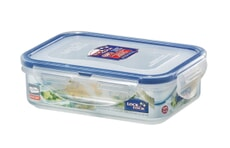 Lock and Lock  Rectangular (2 Compartments) 360ml