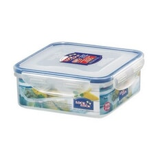 Lock and Lock Square 870ml (1 x Container Only)