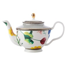Maxwell and Williams Teas and Cs Contessa 500ml Teapot With Infuser White