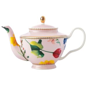 Maxwell and Williams Teas and Cs Contessa 500ml Teapot With Infuser Rose