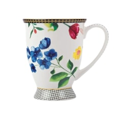 Maxwell and Williams Teas and Cs Contessa 300ml Footed Mug White