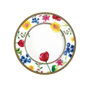 Maxwell and Williams Teas and Cs Contessa 19.5cm Rimmed Plate White