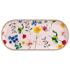 Maxwell and Williams Teas and Cs Contessa 33 x 15cm Oblong Platter Rose