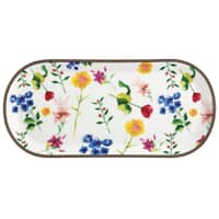 Maxwell and Williams Teas and Cs Contessa 42 x 19.5cm Oblong Platter White