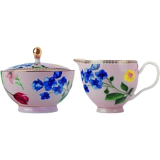 Maxwell and Williams Teas and Cs Contessa Sugar And Creamer Set Rose