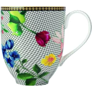 Maxwell and Williams Teas and Cs Contessa 300ml Coupe Mug White