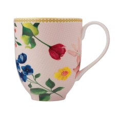 Maxwell and Williams Teas and Cs Contessa 300ml Coupe Mug Rose