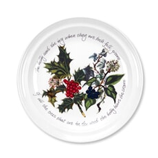 Portmeirion Holly and Ivy - Dessert/Salad Plate