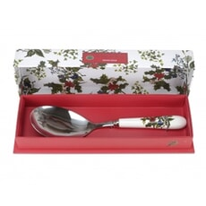 Portmeirion Holly and Ivy - Serving Spoon